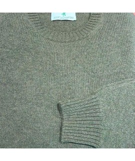 Superfeiner Cashmere Sweater mit Strechanteil