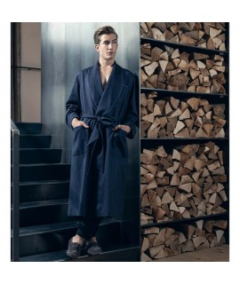 Mens Cashmere dressing gown