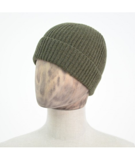 Ribbed hat Cashmere