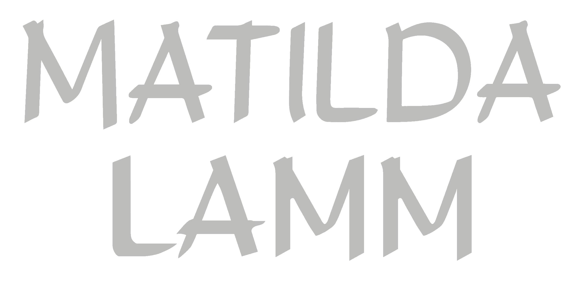 Matilda Lamm